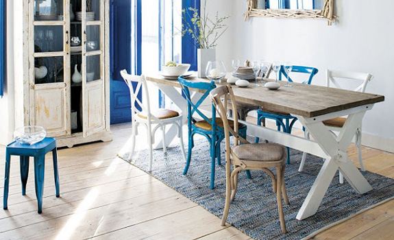 Rustic Chairs for Your Country House