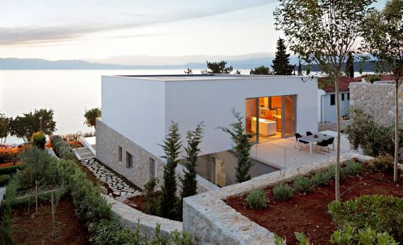 Three-Family Contemporary House
