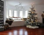 White Christmas home decor (4)
