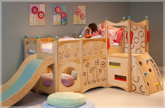 Amazing playbeds for kids