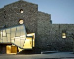 Amazing renovation of an old church in Spain