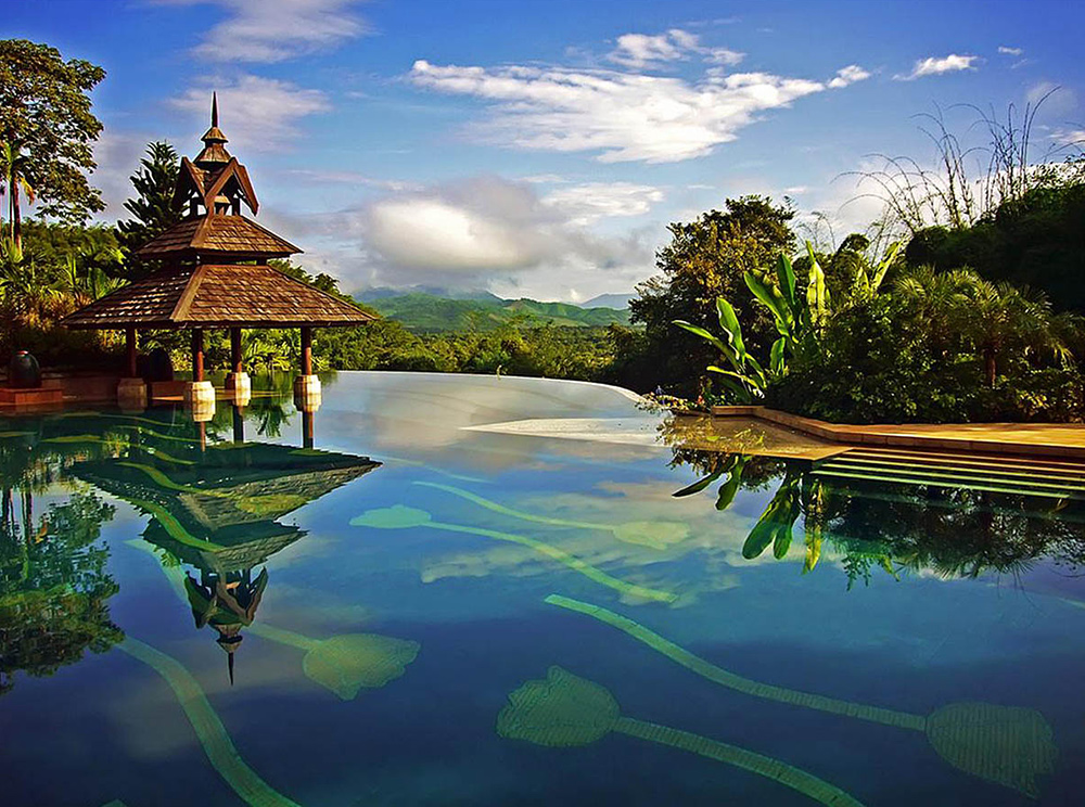 Anantara Golden Triangle Resort, Chiang Rai, Thailand
