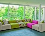Colorful modular sofa by Sophisticated Living (1)