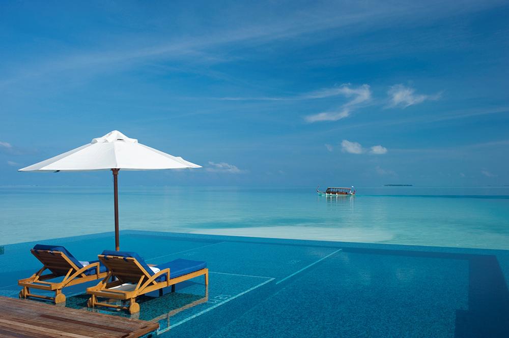 Hotel Conrad, Rangali Island, Maldives