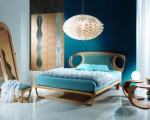 Modern bedroom design by Carpanelli