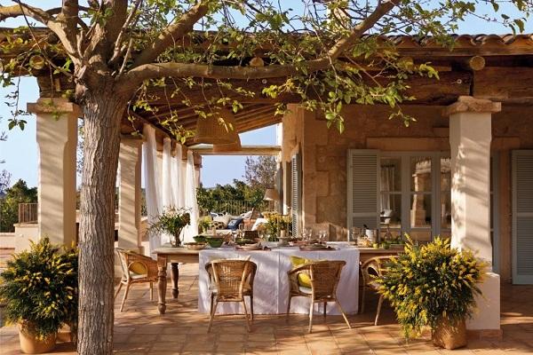 Sunny home in Mallorca
