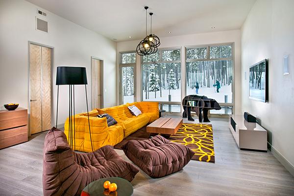Winter dream home in Colorado (4)