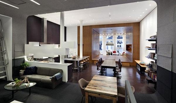 A smart White Street loft
