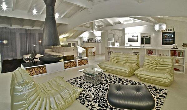 Fabulous penthouse in Sondrio, Italy