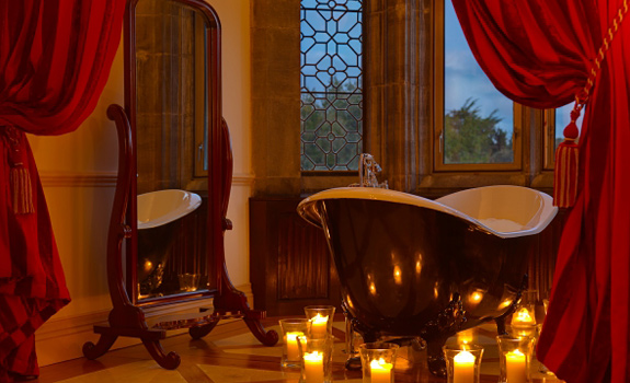 Romantic Bathroom Designs