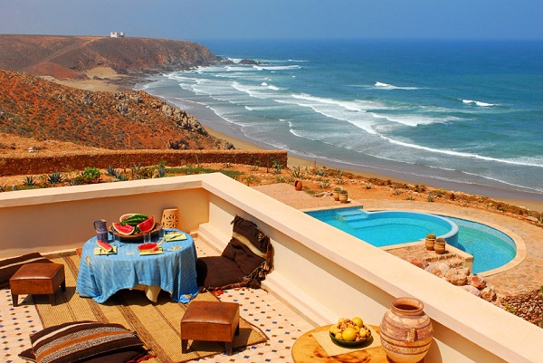 Top 10 amazing hotel views