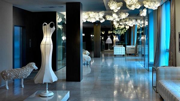 Glamorous Maison Moschino hotel