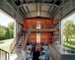 Living in a shipping container?!?