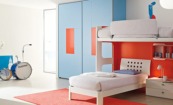 Modern Teenage Room Designs