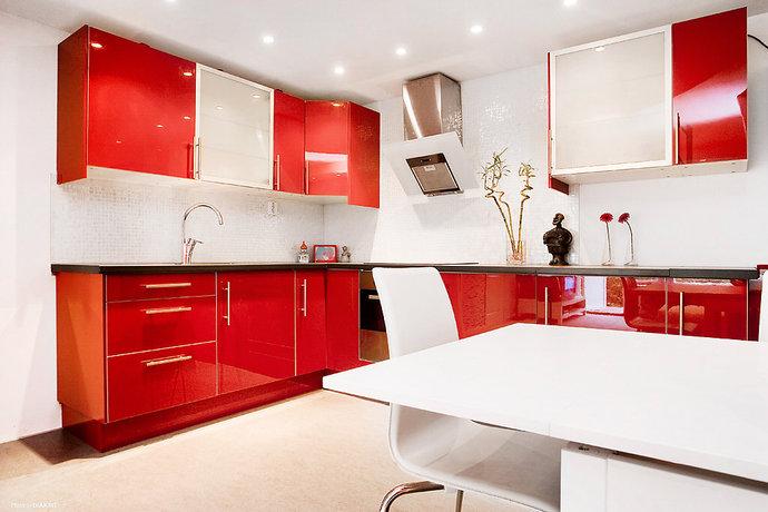 Various kitchen designs