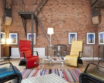Incorporating Industrial Interior Design Features Into a Period Building