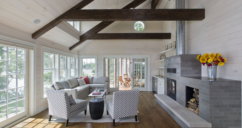 Spacious lightwood cottage