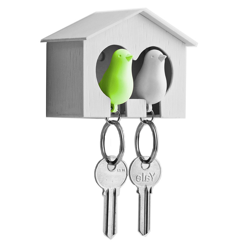 Sparrow-Key-Rings-Birdhouse
