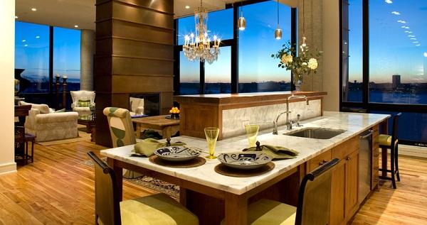 Stunning penthouse in Minneapolis