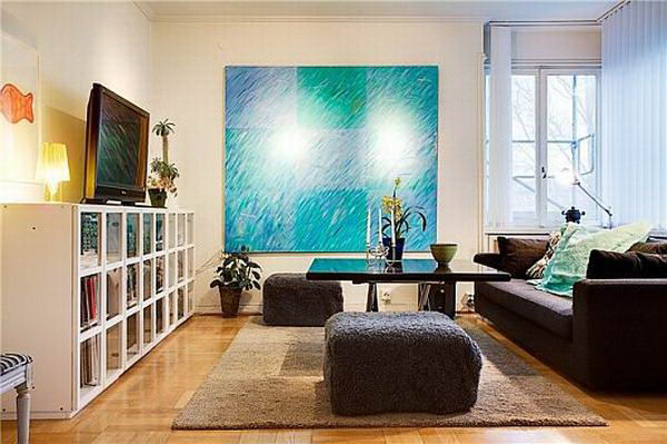 Swedish style apartment