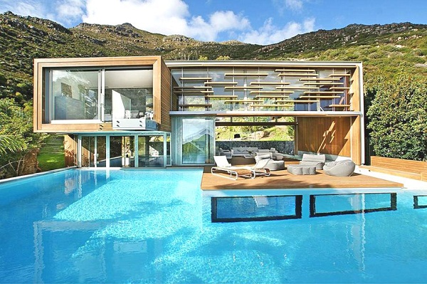 The magnificent Spa House