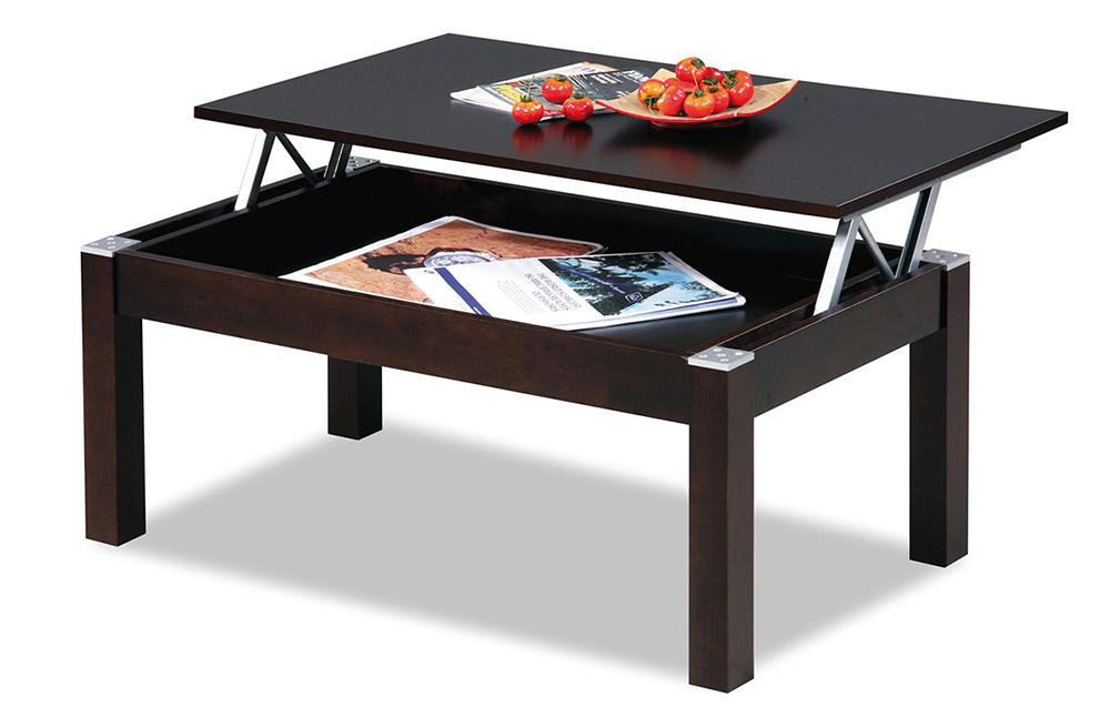 Coffee and dining table in one