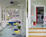Cute beach house design
