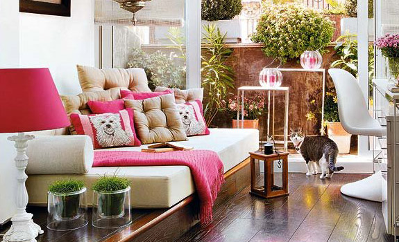 House decorating ideas for city living