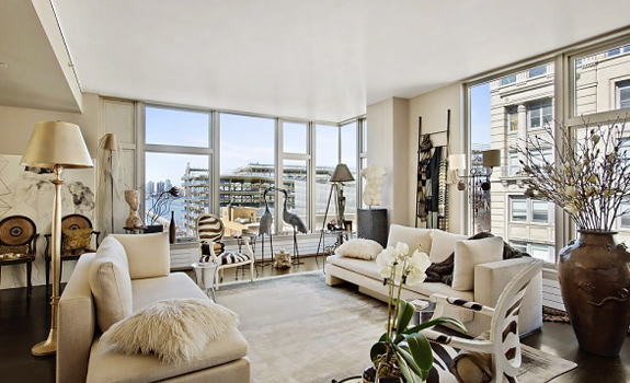 Heaven in NYC: The Best in Luxury Apartment Design