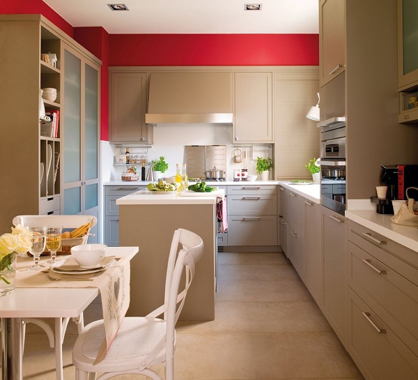 Stylish and functional kitchen design