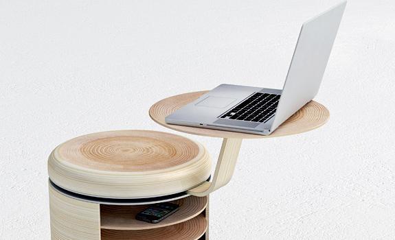 Tandem Table Stool