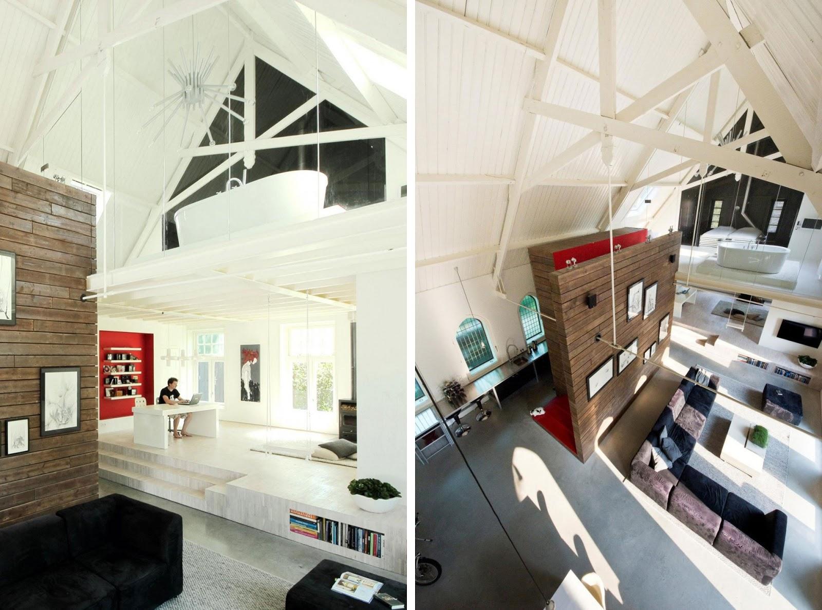 God's Loft – a truly unique house design