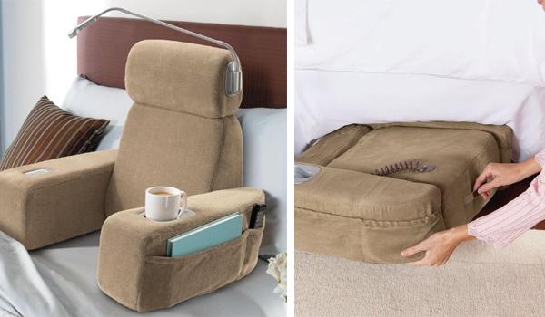Massaging Bed Rest