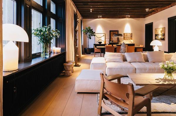 Chic Stockholm apartment design