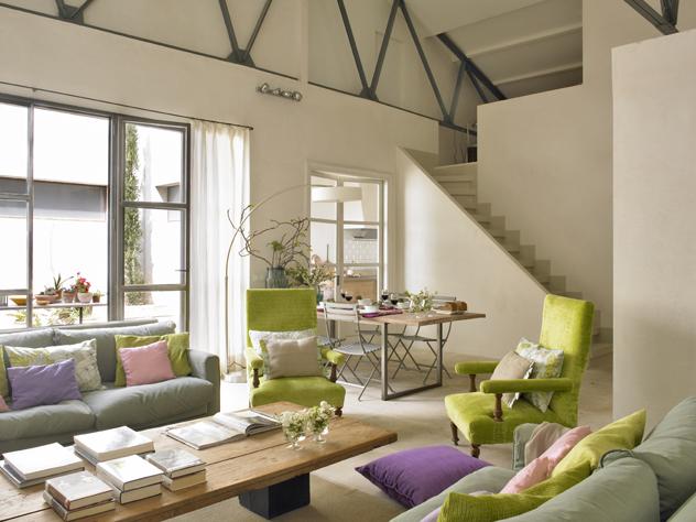 Proper usage of color in home design
