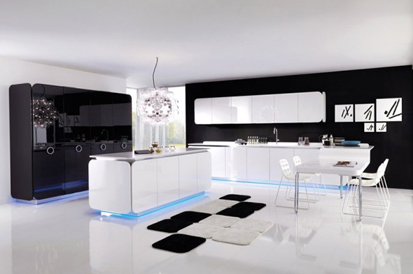 Cool kitchen ideas from Euromobil