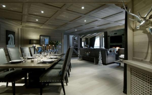 Luxury chalet Black Pearl
