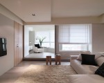 Stylish and serene: minimalist interior design