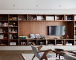Modern apartment design by architect Felipe Hess