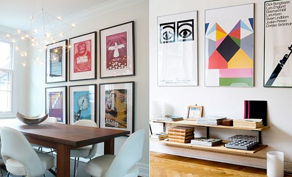 Posters: An Affordable Way to Decorate – Adorable Home
