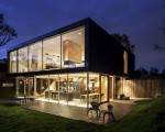 Villa V: simple and enchanting villa design