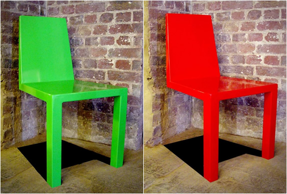 Duffy London's unique chairs
