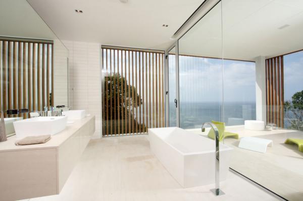 The latest in bathroom interior design