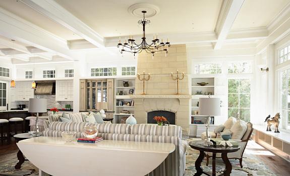 Alluring Traditional Interior Design