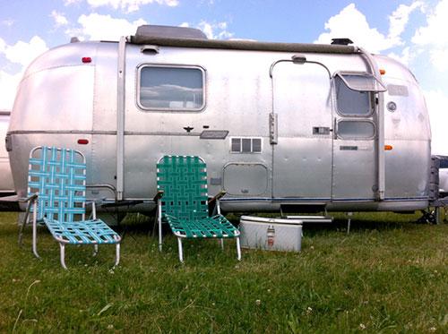 Creativity and function in caravan design