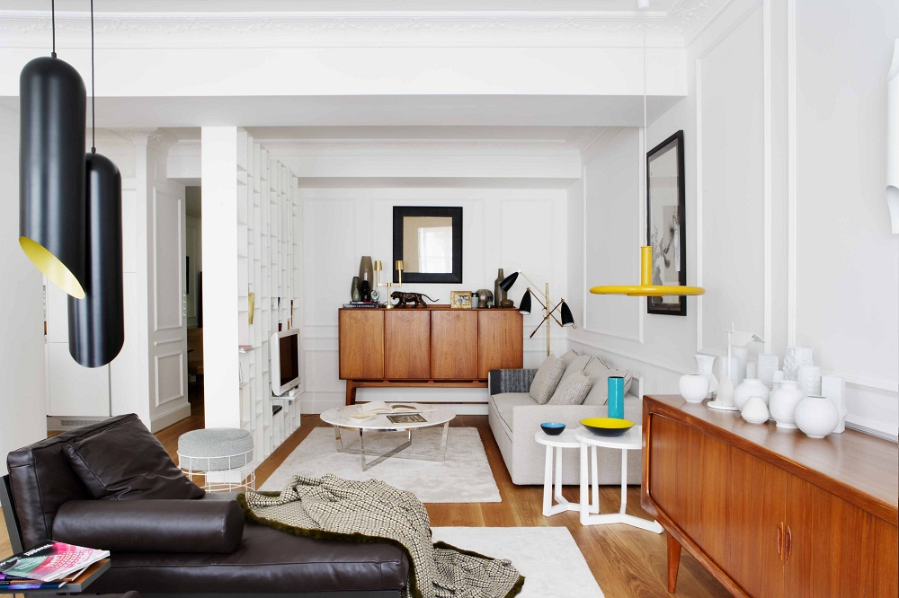 A recipe for eclectic style