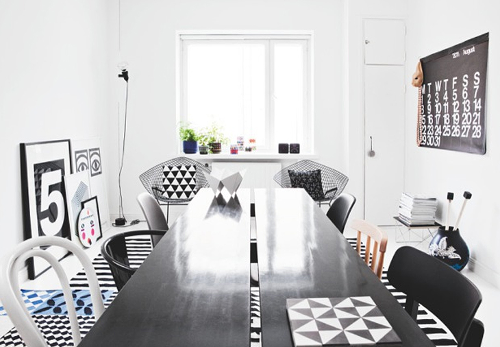 Fantastic interior patterns