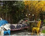 A multitude of porch and patio design ideas