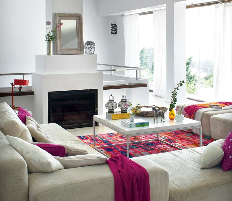 Modern and unfussy: a summer home in Spain