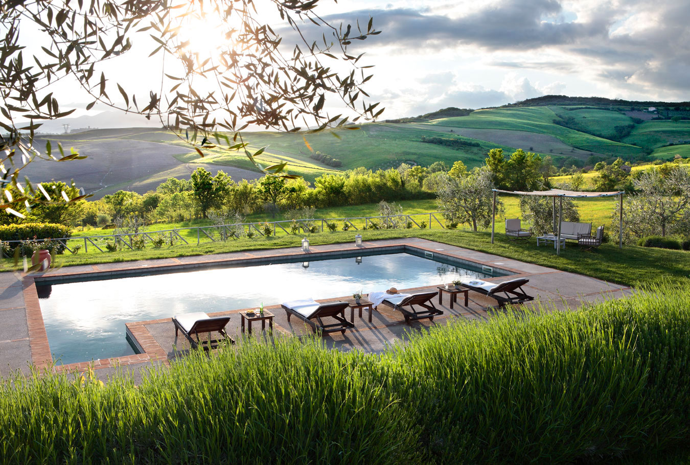Tuscan country getaway